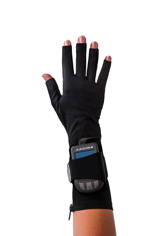 BioniCare Gloves with Device
